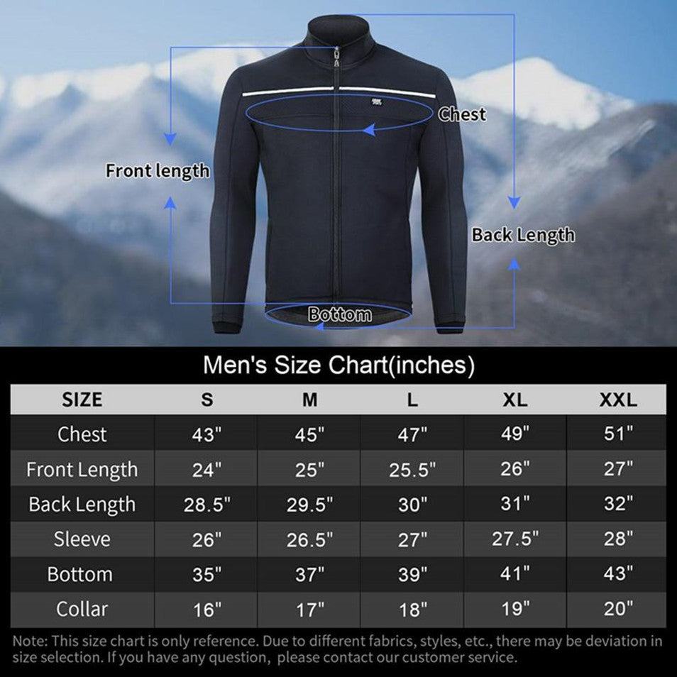 Souke Sports Men's Water Resistance Windbreaker Cycling Jacket with Pockets-JA0700-Black