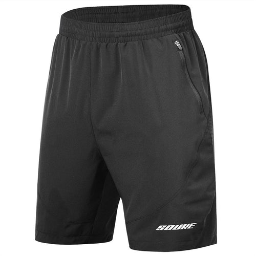 Souke Sports, Souke, Souke PS3109, Souke Sports PS3109, Running shorts, sports wear, sports gear, men's shorts for running, quick dry running shorts formen, black running shorts, daily wear shorts for summer, men's daily wear shorts for summer,