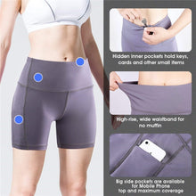 Load image into Gallery viewer, Souke Sports Women's High Waist Yoga Pants with Pockets-Lavender