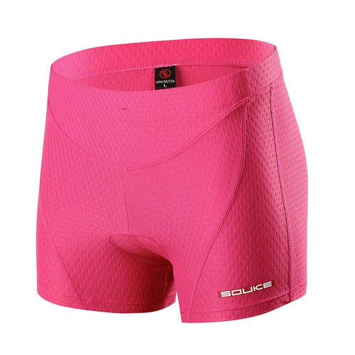 souke sports, souke, souke ps6011, souke sports ps6011, women's cycling shorts, women's cycling underwear, eco-daily, cycling underwear for summer, cycling clothing, cycle gear, bike clothing, cycling shorts, cycling underwear, pink cycling underwear, quick dry cycling underwear, padded cycling shorts, cycling shorts underwear for women