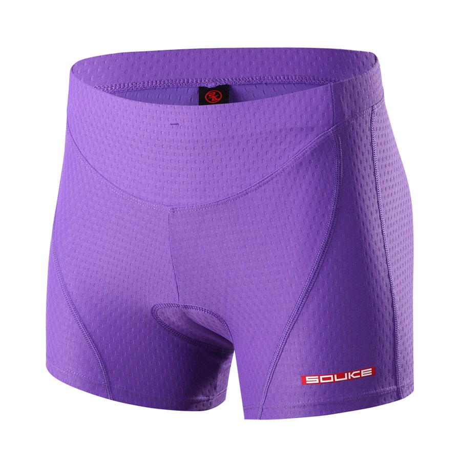 souke sports, souke, souke ps6011, souke sports ps6011, women's cycling shorts, women's cycling underwear, eco-daily, cycling underwear for summer, cycling clothing, cycle gear, bike clothing, cycling shorts, cycling underwear, purple cycling underwear, quick dry cycling underwear, padded cycling shorts, cycling shorts underwear for women