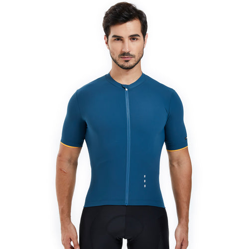 Souke Sports, Souke, Hi-Race Jersey, Souke Hi-Race Jersey, cycling jersey, cycle gear, cycling clothing, bike clothing, cycling apparel,  blue cycling jersey, cycling jersey for men, short sleeve cycling jersey, cycling jersey for summer, breathable cycling jersey, quick dry bike jersey, cycling jersey with pockets, high quality cycling jersey, best affordable cycling jersey,