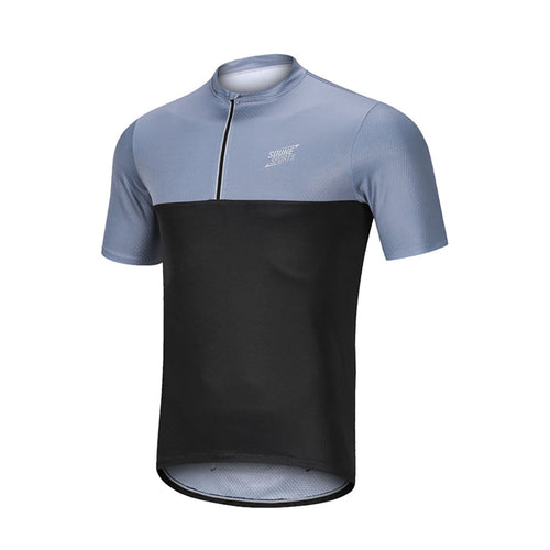 Souke Sports, Souke, Souke CS2011 Cycling Jersey, Souke CS2011  BIKE Jersey, cycling jersey, cycle gear, cycling clothing, bike clothing, cycling apparel,  grey and black cycling jersey, cycling jersey for men, short sleeve cycling jersey, cycling jersey for summer, breathable cycling jersey, quick dry bike jersey, cycling jersey with pockets, daily wear cycling jersey, best affordable cycling jersey,