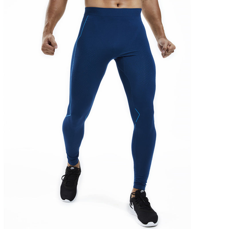 Souke Sports, souke sports compression legging, compression pants, high elastic compression pants, sports wear, sports gear, running legging, quick dry legging, sports fitness underwear tights, sports tights, black compression pants, blue compression legging, blue compression trousers, Souke Sports ACM2011T, compression pants for men, men's compression legging,