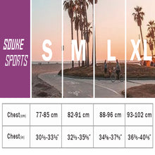 Load image into Gallery viewer, Souke Sports, Souke sports compression jersey, compression jersey, long sleeve compression jersey, black compression jersey, compression jersey for sports, compression jersey for women, women's compression jersey, quick dry compression jersey, warm compression jersey, sports wear, sports gear, running gear, base layer athletic jersey, black athletic compression jersey, quick dry compression jersey
