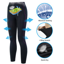 Load image into Gallery viewer, Souke Sports Women's Leggings Compression Pants for Yoga Running Gym & Everyday Fitness-Black
