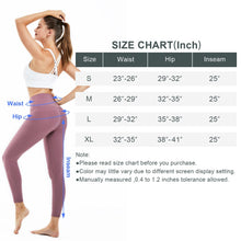 Load image into Gallery viewer, SOUKE SPORTS, SOUKE, SOUKE SPORTS YOGA PANTS, HIGH WAIST YOGA PANTS, Russet Red YOGA PANTS, SOFT YOTA PANTS, COMFORTABLE YOGA PANTS, YOGA PANTS WITH POCKETS, HIGH ELASTIC YOGA PANTS, YOGA PANTS FOR WOMEN, SPORTS WEAR, DAILY WEAR YOGA PANTS, LONG LEGGING PANTS, BEATHABLE YOGA PANTS, GYM WEAR
