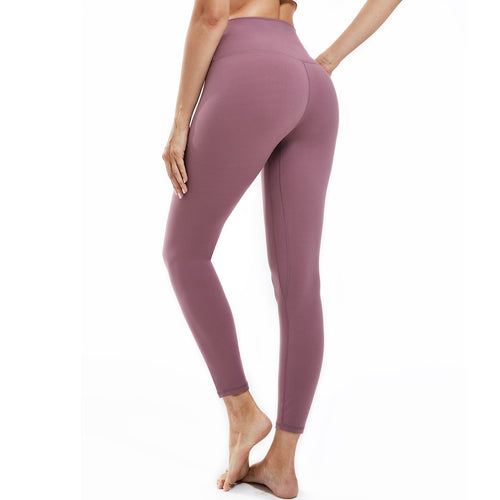SOUKE SPORTS, SOUKE, SOUKE SPORTS YOGA PANTS, HIGH WAIST YOGA PANTS, Russet Red YOGA PANTS, SOFT YOTA PANTS, COMFORTABELE YOGA PANTS, YOGA PANTS MET ZAKKEN, HIGH WEAR ELASTIC YOGA PANTS, YOGA PANTS, YOGA PANTS, YOGA PANTS , LANGE LEGGINGBROEK, PRACHTIGE YOGABROEK, GYM-KLEDING