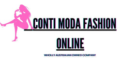 Beautiful Stylish Faceted Crystal Necklace | Conti Moda Fashion Online