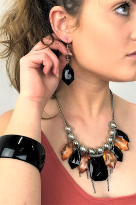 High Fashion And Style For This Italian Designer Necklace