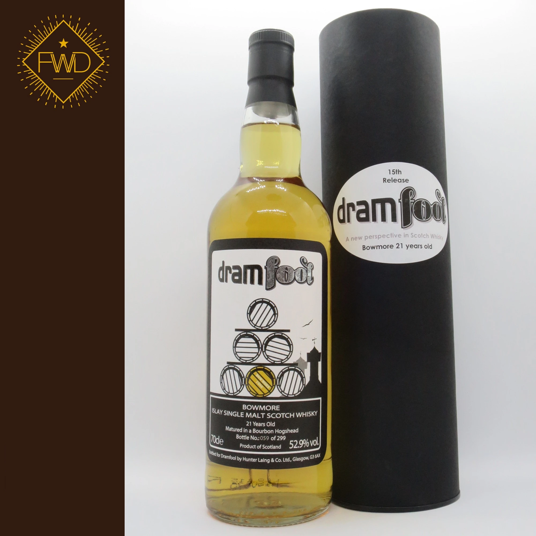Bowmore 21 Year Old (Dramfool)