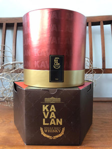 Kavalan corporate gift sets (Taiwan release)