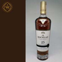 Load image into Gallery viewer, Macallan 25 Year Old Sherry Oak: 2018 release (OB)