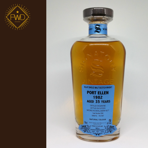 Port Ellen 35 Year Old (SV)