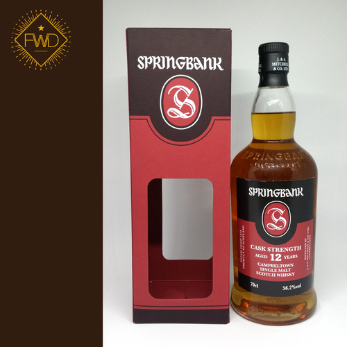 Springbank 12 Year Old Cask Strength (OB)