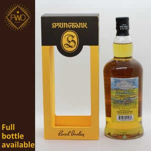 Springbank Local Barley 16 Year Old (OB)