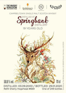 Springbank 19 (Friends With Drams)