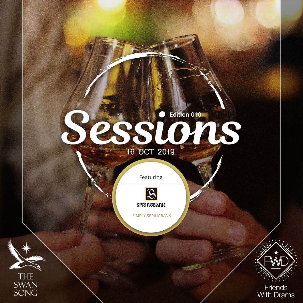 Sessions Edition 010 ticket