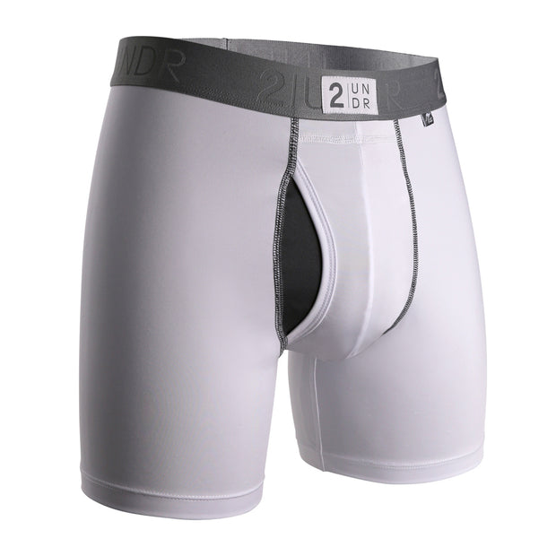 POWER SHIFT BOXER WHITE