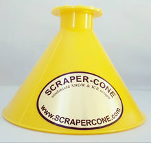 Load image into Gallery viewer, Scraper Cone - Yellow