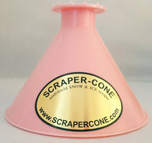 Load image into Gallery viewer, Scraper Cone - Pink