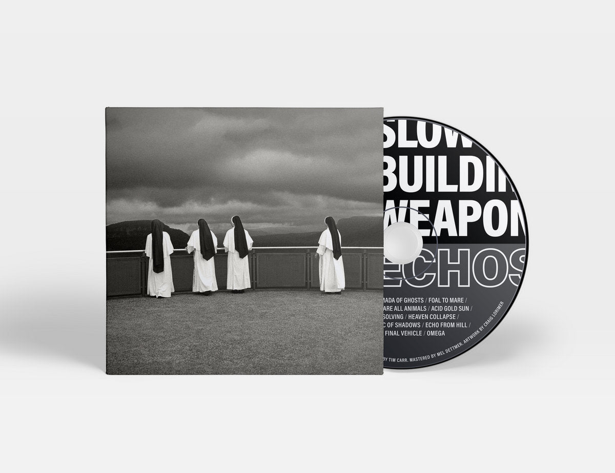 SLOWLY BUILDING WEAPONS // ECHOS - CD