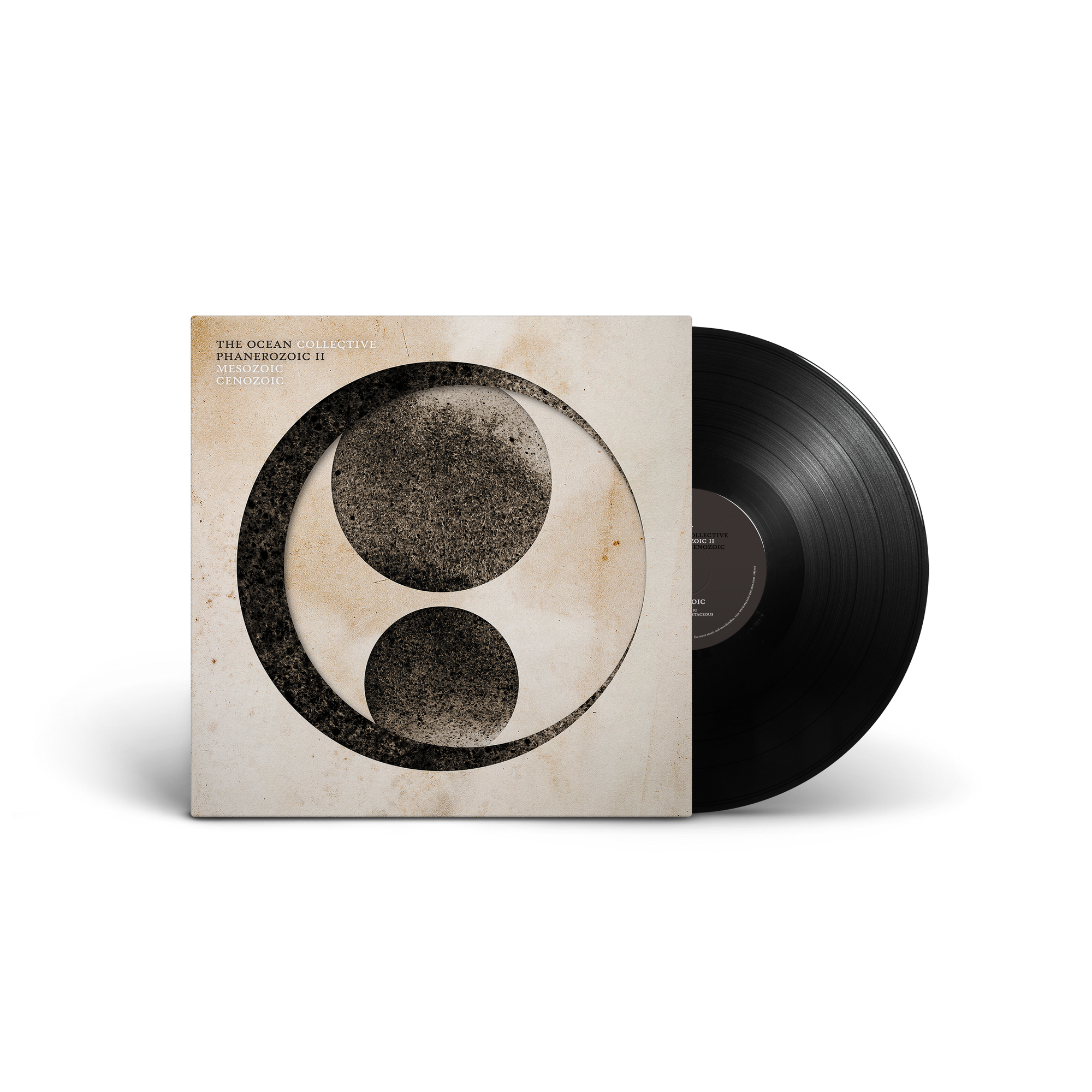 THE OCEAN // PHANEROZOIC II - BLACK VINYL (LP) - Wild Thing Records