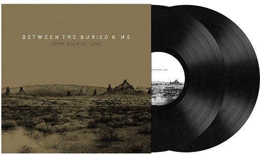 BETWEEN THE BURIED AND ME // COMA ECLIPTIC LIVE - 2LP VINYL - Wild Thing Records