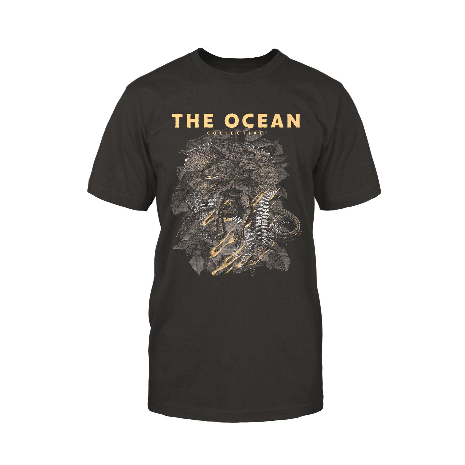 THE OCEAN // PHANEROZOIC II - JURASSIC T-SHIRT - Wild Thing Records