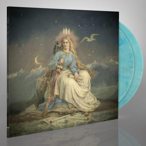 SÓLSTAFIR // ENDLESS TWILIGHT OF CODEPENDENT LOVE -  LTD. EDITION CLEAR & BLUE VINYL (2LP)