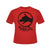 ALITHIA // STREET DOG T-SHIRT - RED