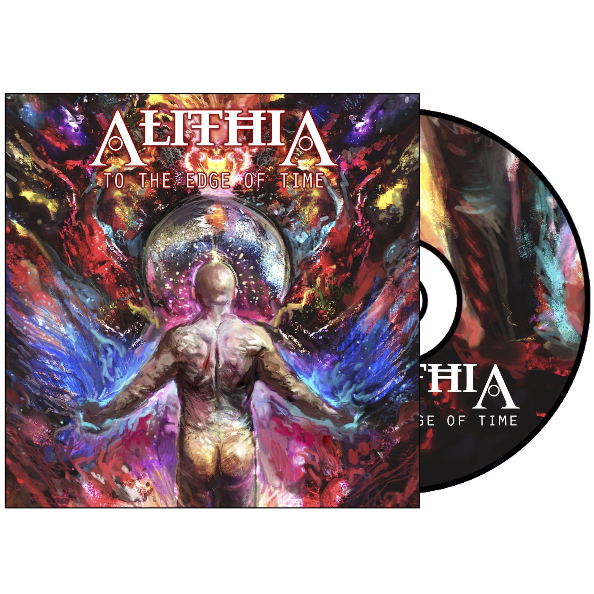 ALITHIA - TO THE EDGE OF TIME - CD