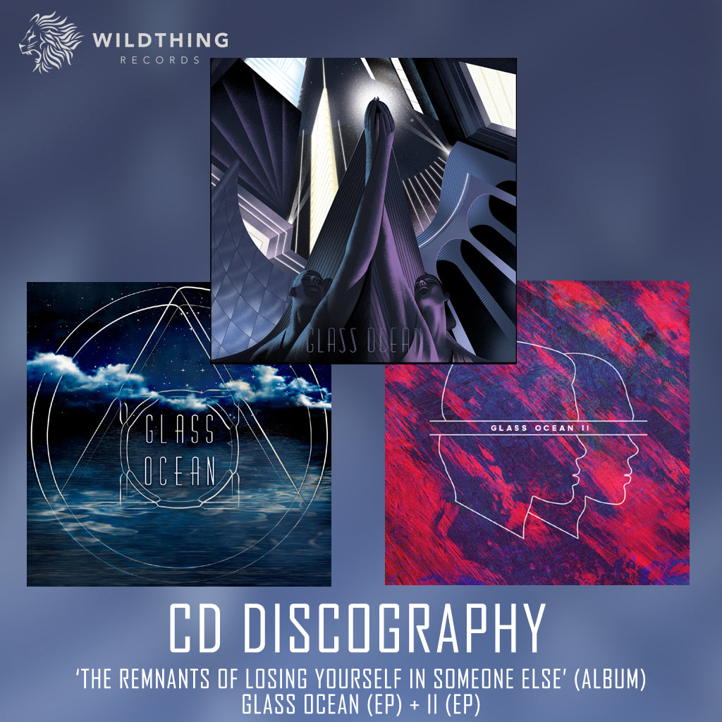 GLASS OCEAN // CD DISCOGRAPHY - Wild Thing Records