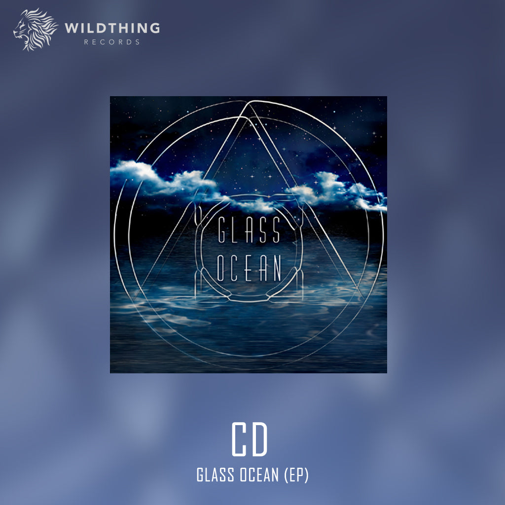GLASS OCEAN // GLASS OCEAN - EP // DIGIPAK CD - Wild Thing Records