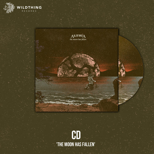 ALITHIA // THE MOON HAS FALLEN - CD