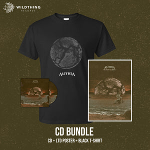 ALITHIA // THE MOON HAS FALLEN - CD BUNDLE - Wild Thing Records