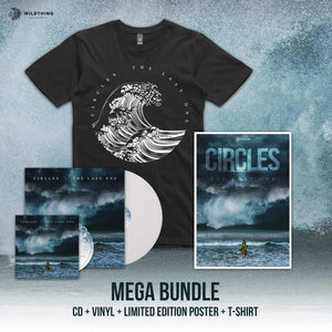 CIRCLES // THE LAST ONE - MEGA BUNDLE - Wild Thing Records