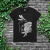 CALIGULA'S HORSE // DRAGONFLY BLACK T-SHIRT (WOMEN'S) - Wild Thing Records