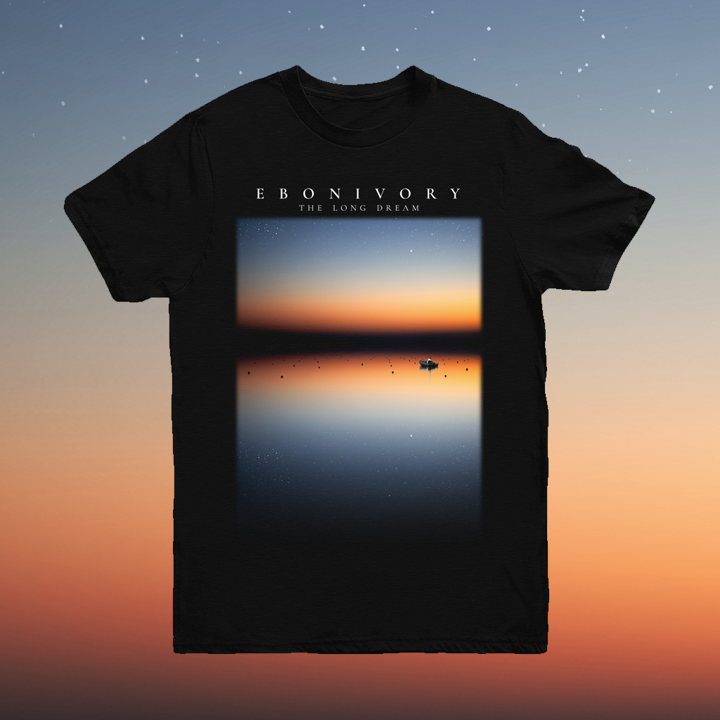 EBONIVORY // THE LONG DREAM I - T-SHIRT - Wild Thing Records
