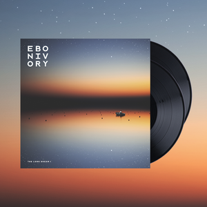 EBONIVORY // THE LONG DREAM I - 2LP BLACK VINYL - Wild Thing Records