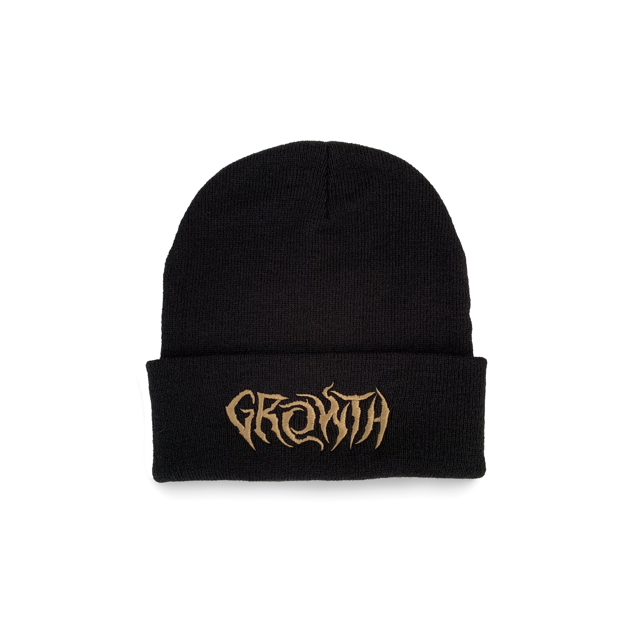 GROWTH // GOLD BEANIE - Wild Thing Records