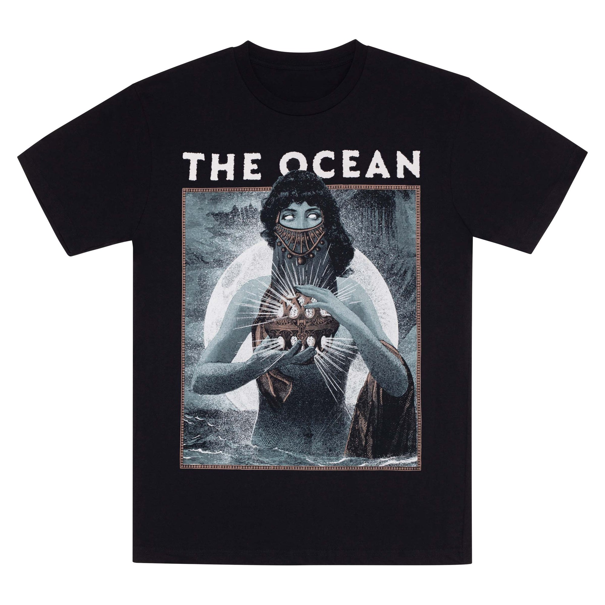 THE OCEAN // NEPTUNIA T-SHIRT - Wild Thing Records