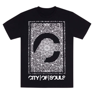 CITY OF SOULS // T-SHIRT BLACK - Wild Thing Records