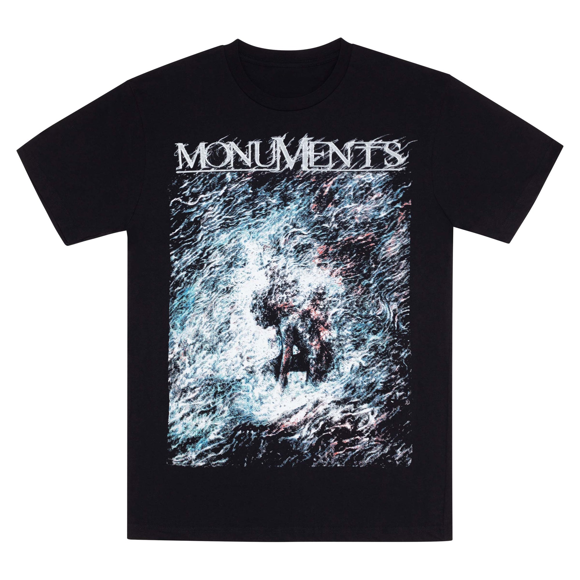 MONUMENTS // PHRONESIS T-SHIRT - Wild Thing Records
