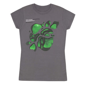 THE OCEAN // PHANEROZOIC I - GREY T-SHIRT (WOMENS)