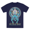 SKYHARBOR // SENSEI SQUID NAVY T-SHIRT - Wild Thing Records
