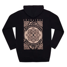 SKYHARBOR // SUNSHINE DUST BLACK HOODIE - Wild Thing Records