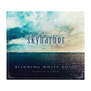 SKYHARBOR // BLINDING WHITE NOISE: ILLUSION & CHAOS - CD - Wild Thing Records