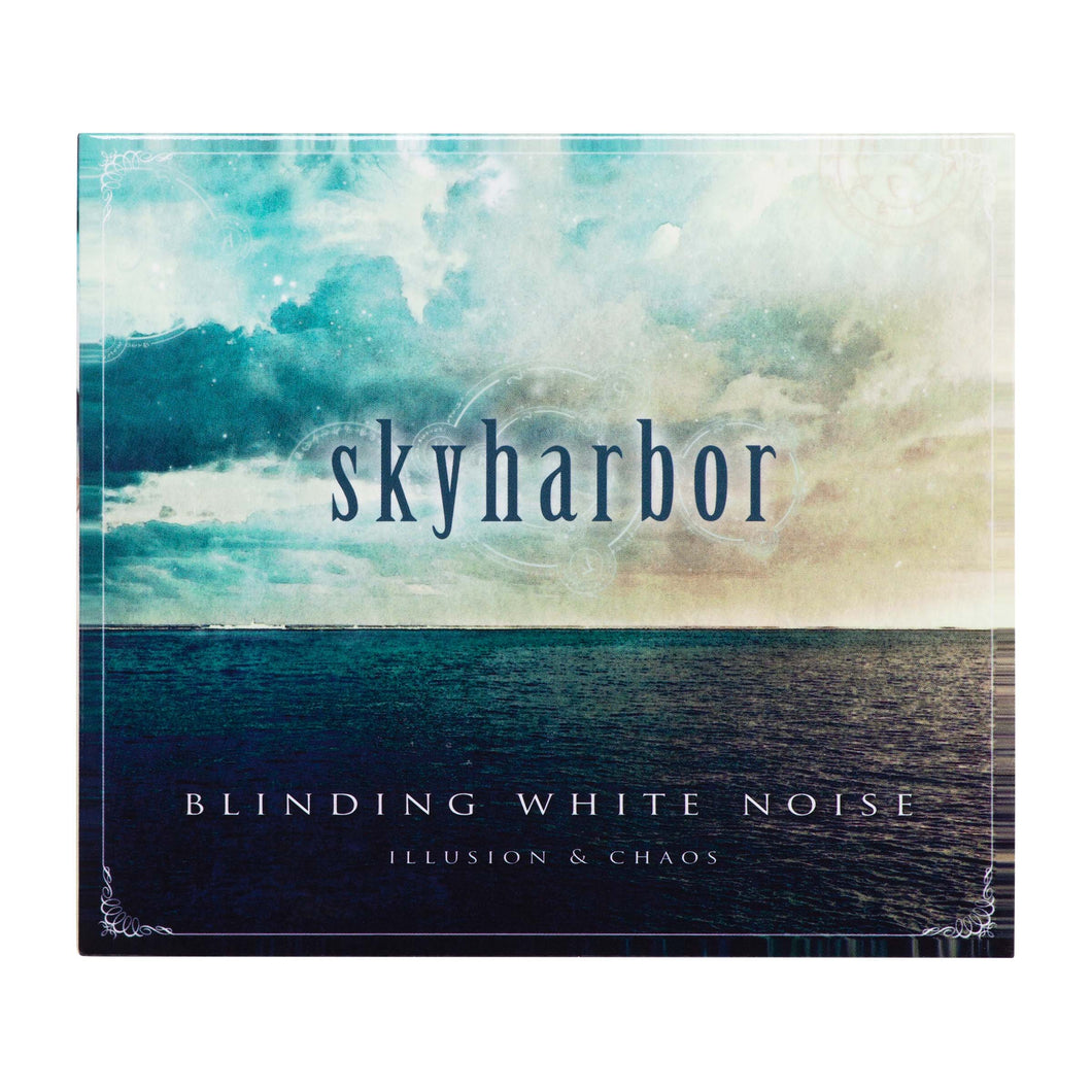 SKYHARBOR // BLINDING WHITE NOISE: ILLUSION & CHAOS - CD