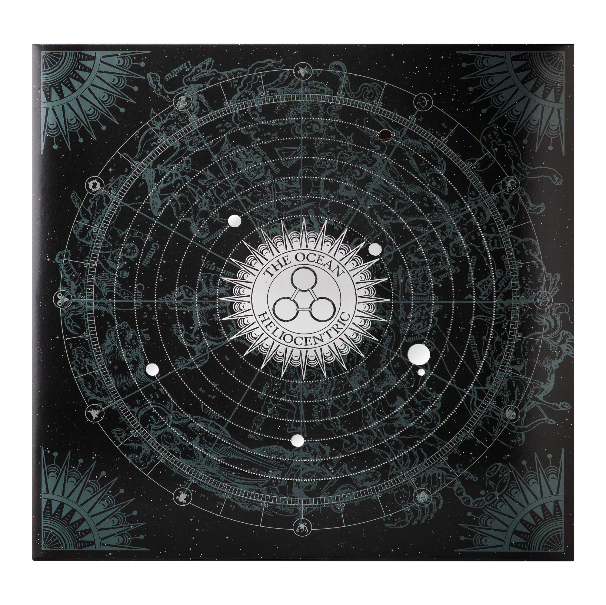 THE OCEAN // HELIOCENTRIC - BLACK VINYL (2LP)